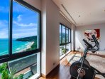 Villa Paradiso Naithon Beach Phuket - Fitness and SPA room