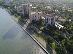 Bayshore longest waterfront boardwalk in the world