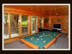 games room \ lower level