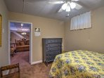 3 private bedrooms makes this an ideal spot for families!