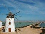 Molino en Mar Menor