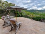 Mountain views from your terrace
