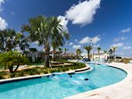 Sit back and relax at the Lazy River