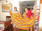 You ask....We have it ...Colombian hammocks ;-)