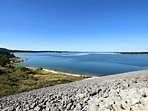 Take the Walk Across Beautiful Canyon Lake Dam