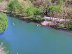 The Clear and Cold Guadalupe River - Take the scenic drive down River Road or visit a friendly river outfitter, 9 miles...