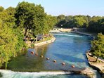 Only Blocks from the Comal River Tube Chute and Schlitterbahn!!