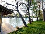 Lake Dunlap Waterfront