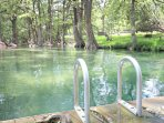Blue Hole Regional Park, 6 Miles from Home - One of the Top 10 Swimming Holes in Texas!