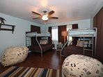 Third Bedroom with Full/Twin Bunks