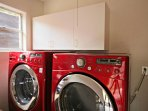 Washer and Dryer Available for Guest Use