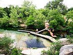 Two Miles from Jacob's Well Natural Area - Book Your Wimberley Vacation with SkyRun Vacation Rentals Today!