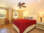 Bunkhouse, Bedroom with Queen Bed