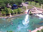 The Famous Comal River Tube Chute at Prince Solms Park - Splash into the Fun!