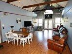 Fun & Relaxing Living Space
