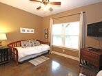 Third Bedroom with Daybed/Trundle and HDTV