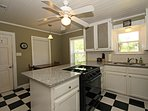 Fully Equipped Kitchen with New Granite Counters