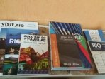 Guias e mapas do Rio