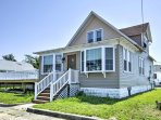 Elevate your New Jersey retreat with this immaculate 3-bedroom, 2-bathroom Wildwood vacation rental house, which sleeps...