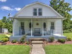 Travel down a scenic country road and arrive at 'Grandma's Farm House,' a 3-bedroom, 1-bathroom Beattyville vacation...
