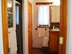 Guest House -Bathroom with walk in shower