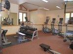 Full fitness center