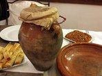 La fameuse tangia de Marrakech a déguster au Riad Sekkat