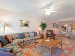 Saida IV 207 Living Area