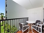 Saida IV 207 Private Balcony