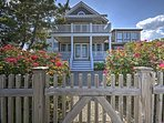 Gather your loved ones for an unforgettable getaway at this 5-bedroom, 3-bath Sea Bright vacation rental home, right...