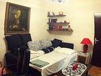 Main room (sleeping room)
