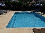 big private pool