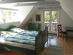 Bedroom for 2 persons, first floor