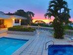 Sunset O'clock is calling your name at Flamingo Casa Miramar.