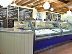 Nearby Snugbury's Ice Cream 10 mins away