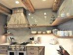 Well-Equipped Designer Kitchen
