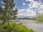 Breathe in the fresh air and enjoy the mountainous views around you!