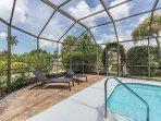 Lanai & Private Pool