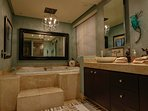 Lower Master with Spa Tub