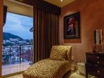 Guest Room en suite with Private Balcony