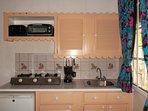Kitchenette Studio apartment