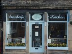 Stanley's kitchen is our cosy local cafe - serves great breakfasts and cakes!
