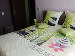 Room with Double Bed BoxSpring 160cmx200cm