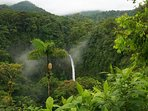 La Fortuna Waterfall just 10 minutes From our property