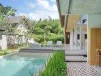 Villa Panjang (4 bedrooms) at caSabama Estate, Saba Bay, Bali