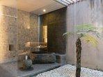 Master Bathroom - Villa Panjang at caSabama Estate, Saba Bay, Bali