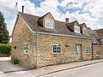 Teagles Cottage facade