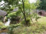 Fowberry Tower (Bridge over River Till)