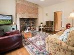 Your front room with log burner (Cottage)