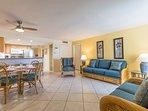 Bahia Mar 565 Living Area